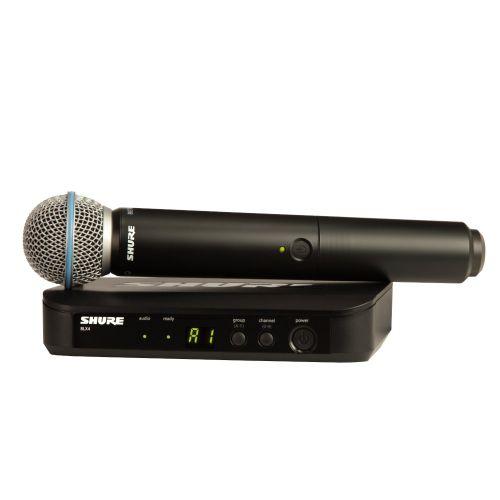 Shure BLX24 - Beta 58A
