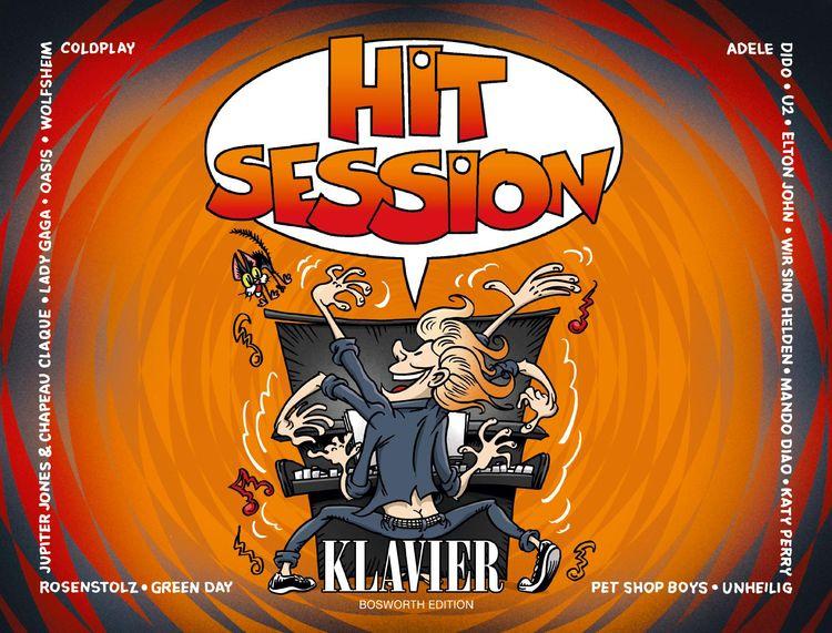Hit Session Klavier
