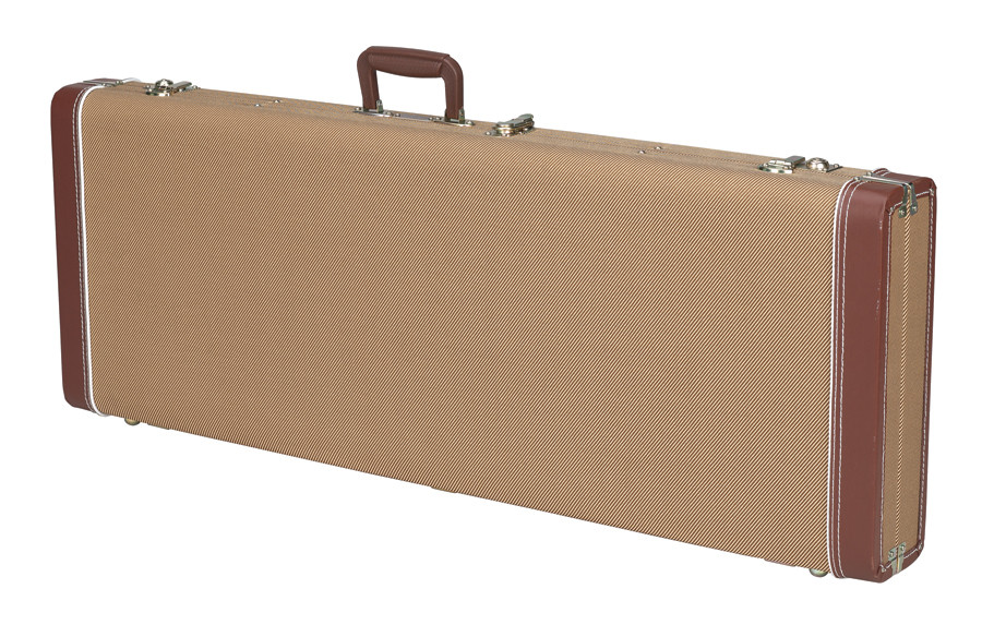 Fender Pro Series Basgitaarcase, Tweed