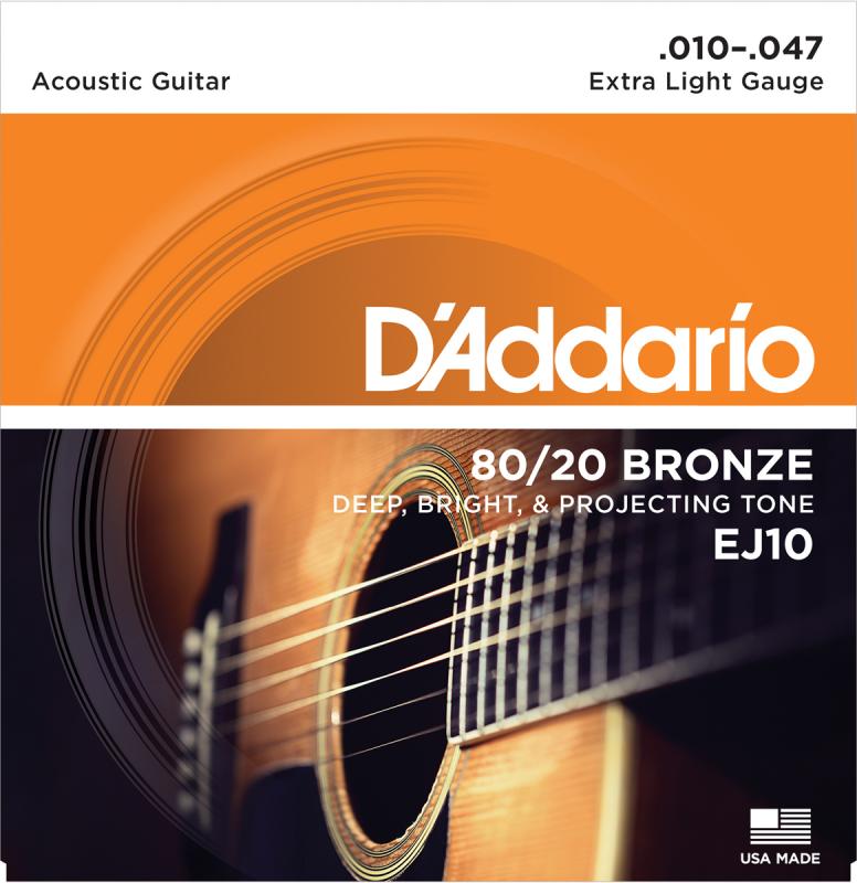 D'Addario - CDD EJ10