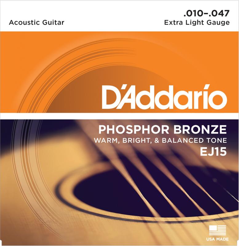 D'Addario - CDD EJ15