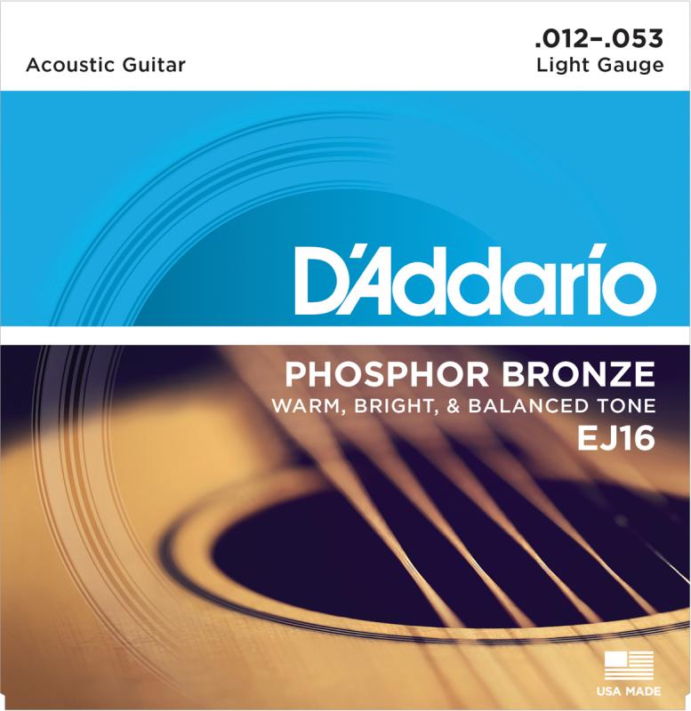 D'Addario - CDD EJ16