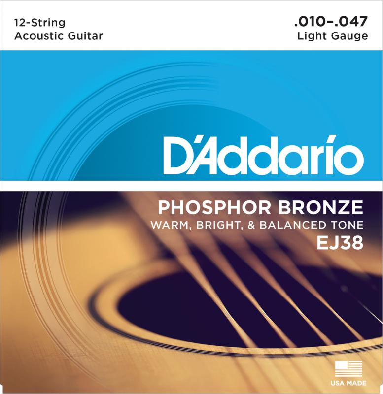 D'Addario - CDD EJ38