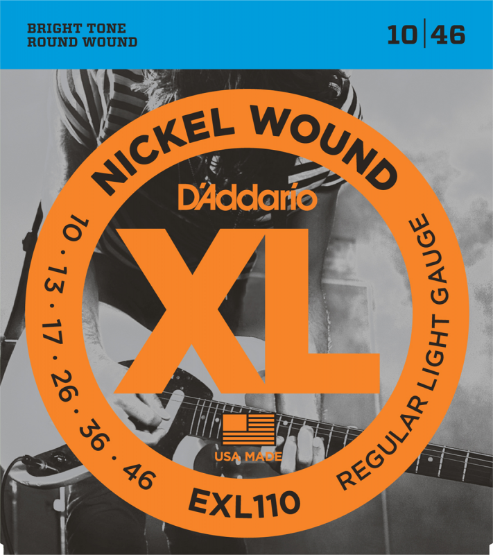 D'Addario - CDD EXL110