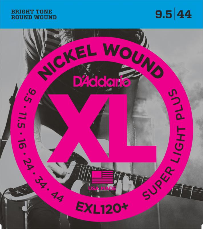 D'Addario - CDD EXL120PLUS