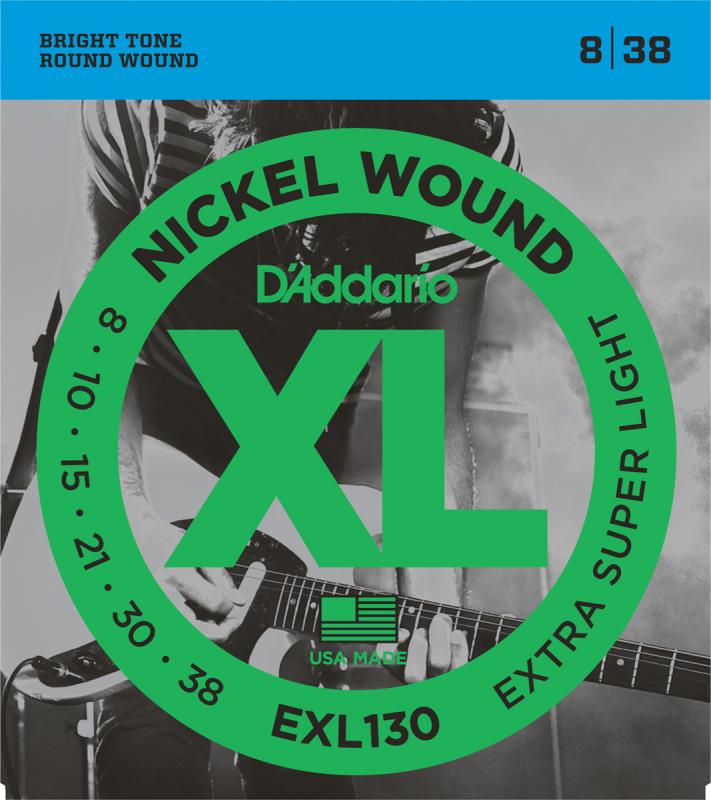 D'Addario - CDD EXL130