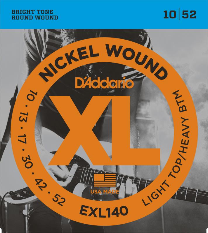 D'Addario - CDD EXL140