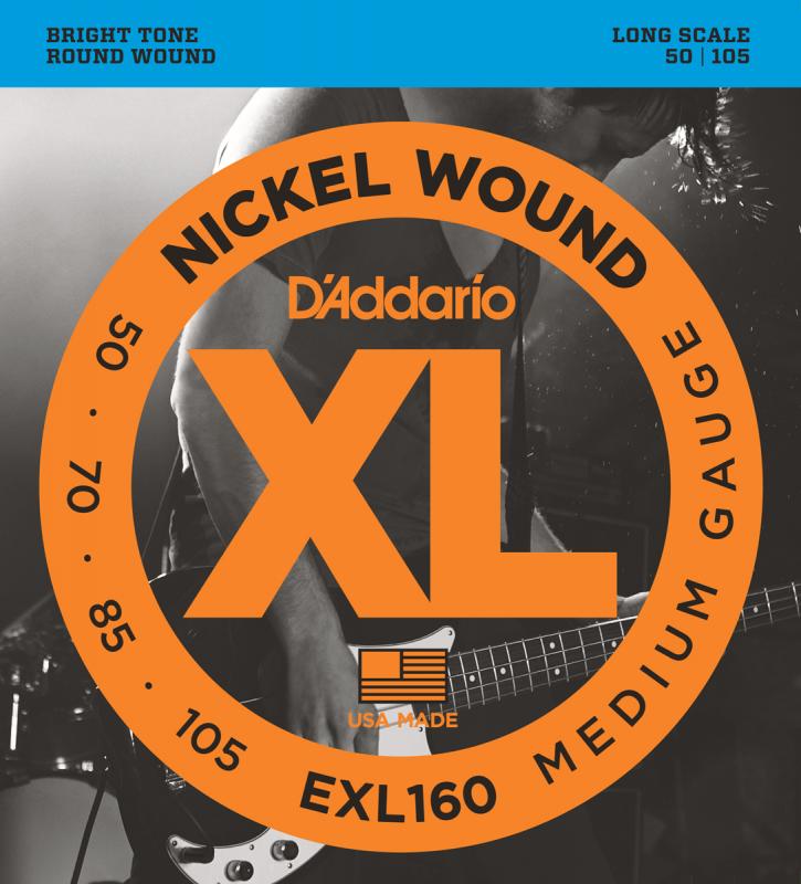 D'Addario - CDD EXL160