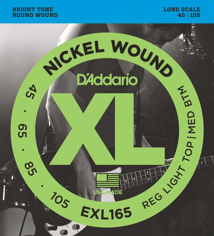 D'Addario - CDD EXL165-5