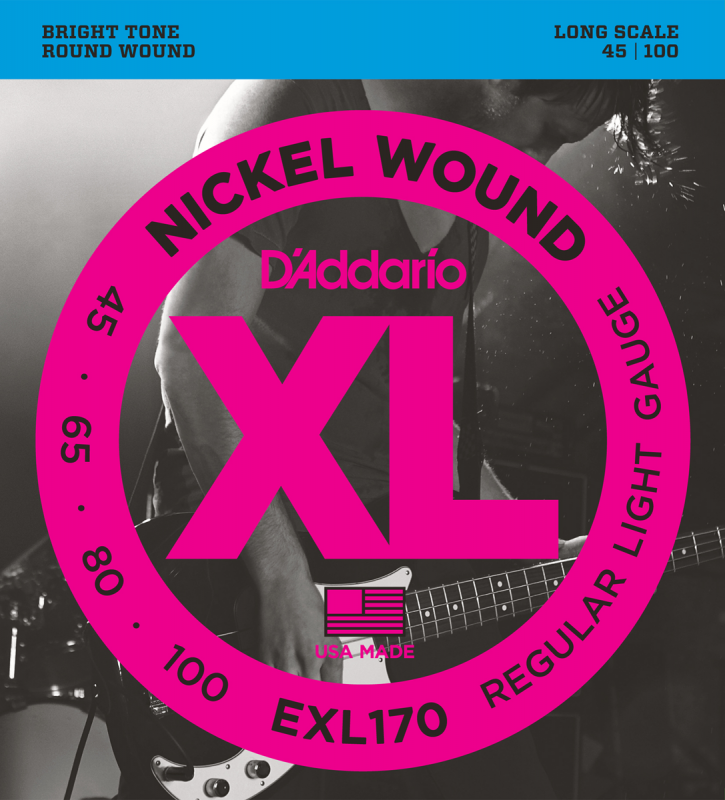 D'Addario - CDD EXL170-5