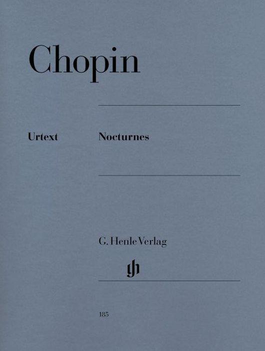 Nocturnes - Frederic Chopin Henle Verlag