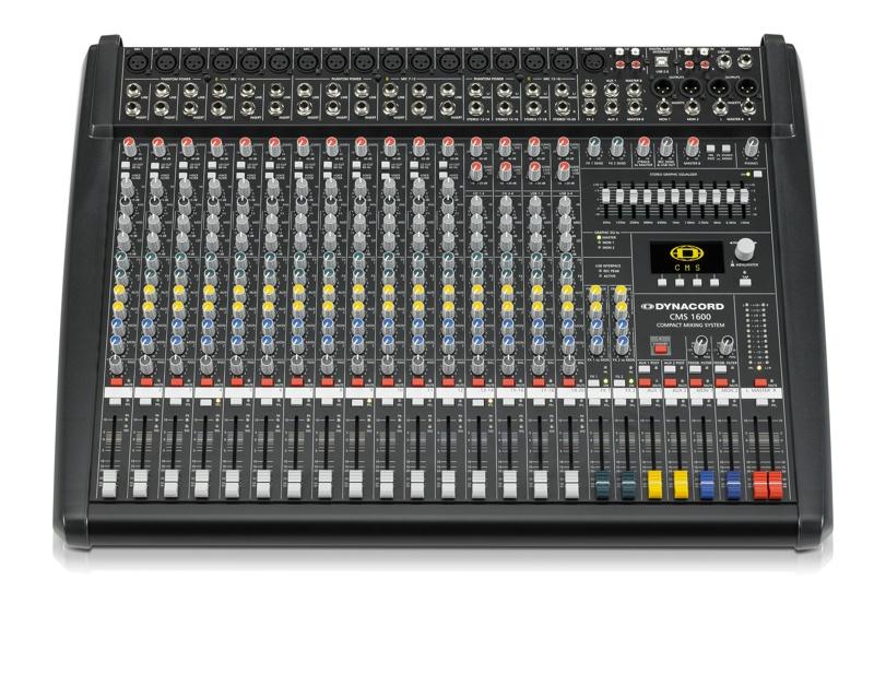 Dynacord CMS 1600-3 mixer