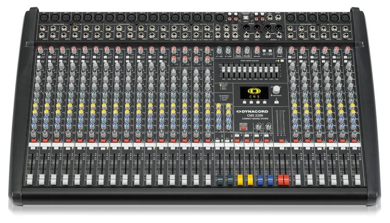 Dynacord CMS 2200-3 mixer