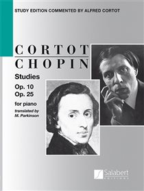 Cortot/Chopin: Etudes Opus 10 - Opus 25