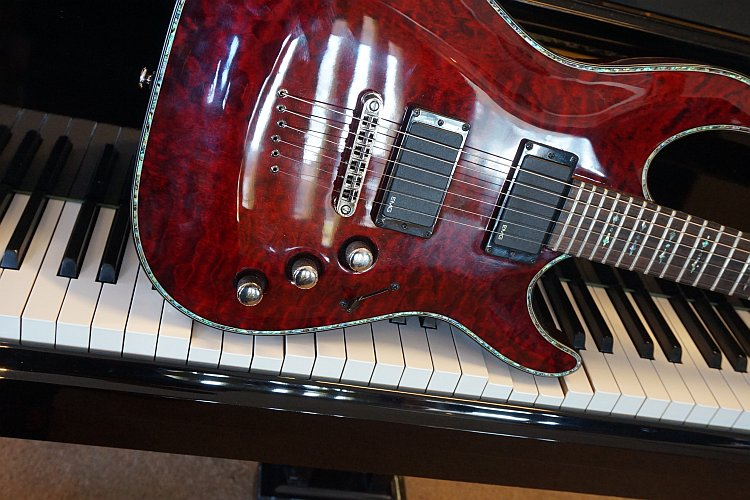 Schecter Diamond Series C1 Hellraiser (occ.)