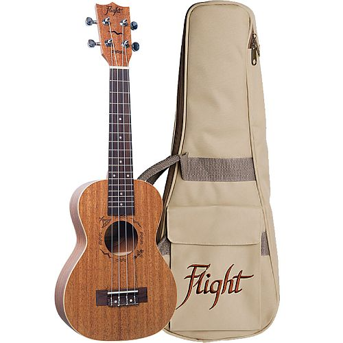 Flight DUC323 ukelele