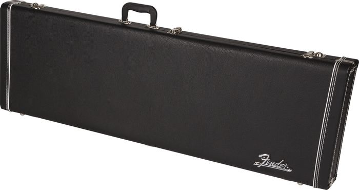 Fender Pro Series Case P/J Bass Black