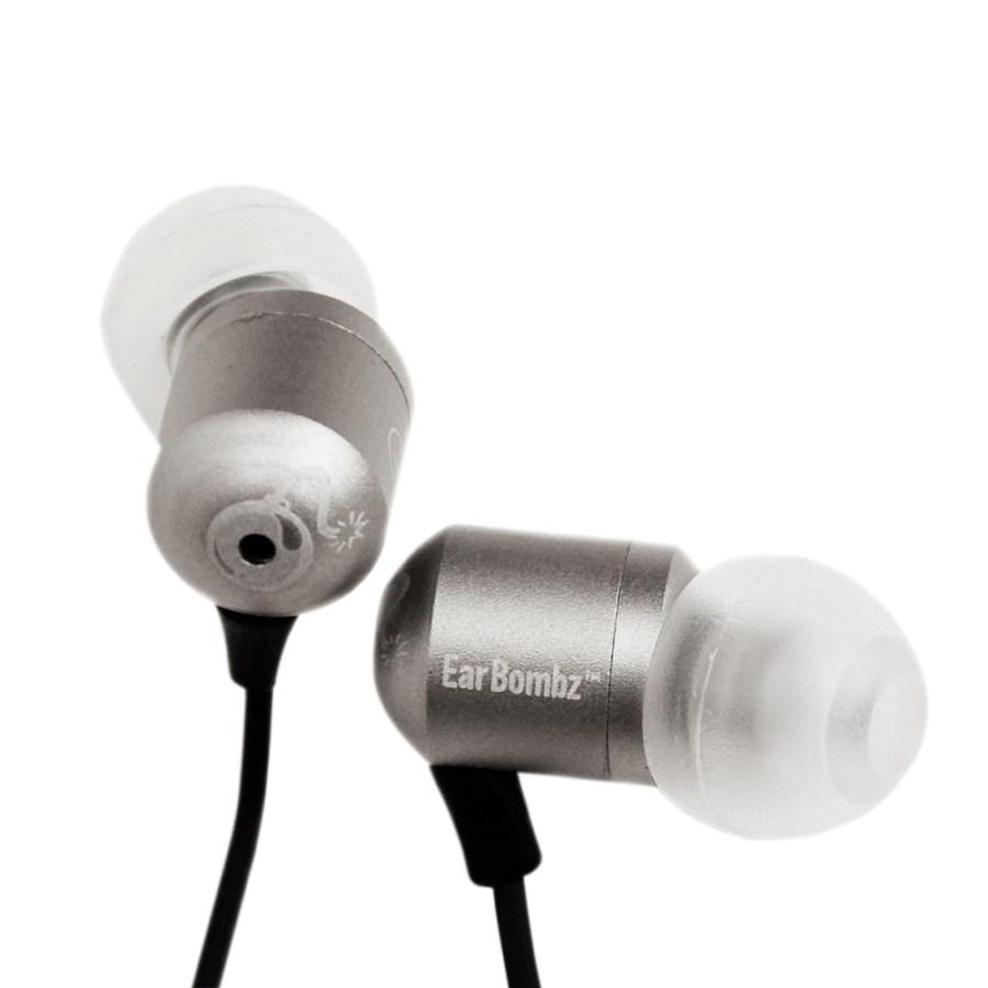 Earbombz H-Bombz In Ear hoofdtelefoon