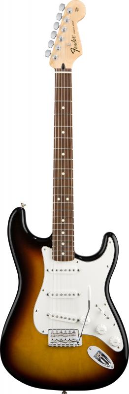 Fender Standard Stratocaster - rw/bsb