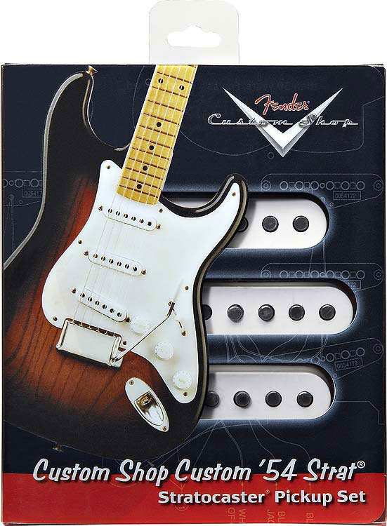 Fender Custom Shop Custom '54 Strat Pickups