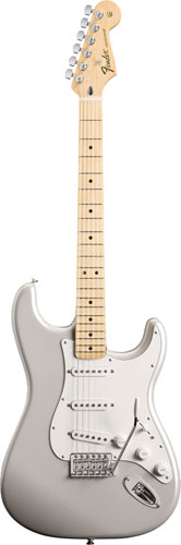 Fender Stratocast HH Floyd RoseWood Wit Opruiming
