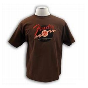 Fender Lightning Bolt T-shirt - M/L