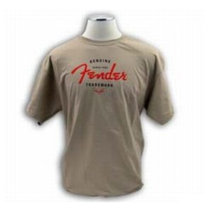 Fender Trademark T-shirt - M/L