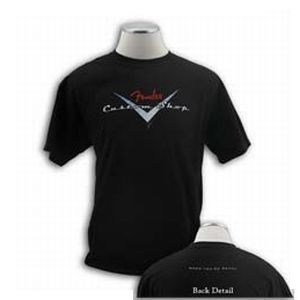 Fender Custom Shop Ready T-shirt - M/L