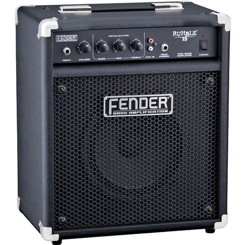 Fender Rumble 15 basversterker