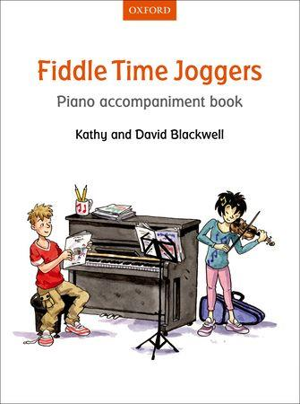Fiddle time Joggers Piano Book