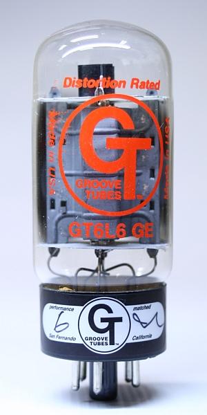 Groove Tubes GT 6L6 GE Quartet