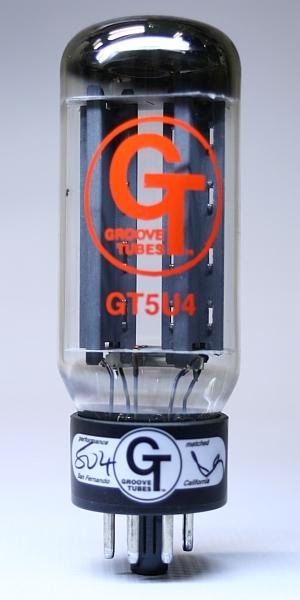 Groove Tubes GT 5U4 BIG