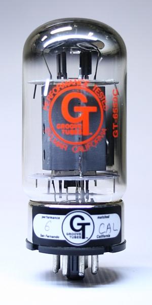 Groove Tubes GT-6550C 4-set