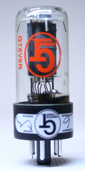 Groove Tubes GT-6V6-R 4-set