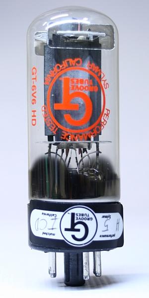 Groove Tubes GT-6V6-HD-D 2-set