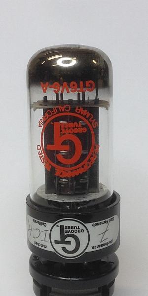 Groove Tubes GT-6V6-A 2-set