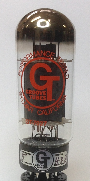 Groove Tubes GT-7027-S 4-set