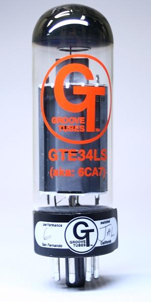 Groove Tubes GT-EL34-LS 2-set