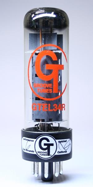 Groove Tubes GT-EL34-R 4-set