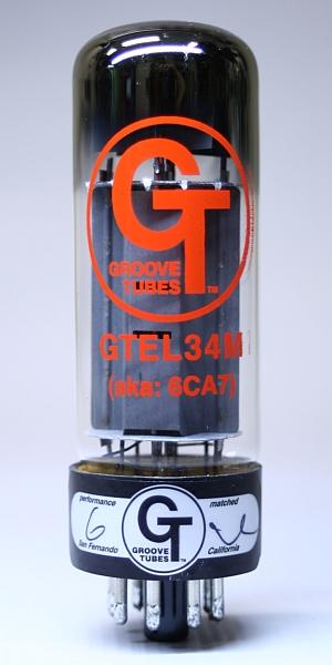 Groove Tubes GT-EL34-M 2-set
