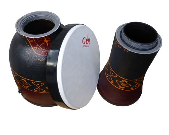 Go Djembe 12 inch screw