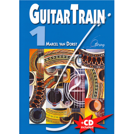 Guitar Train 1 + CD - Dorst