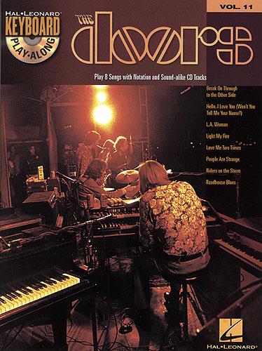 Keyboard Play-Along Vol. 11: The Doors