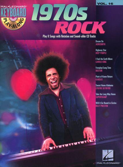 Keyboard Play-Along Vol. 16: 1970s Rock