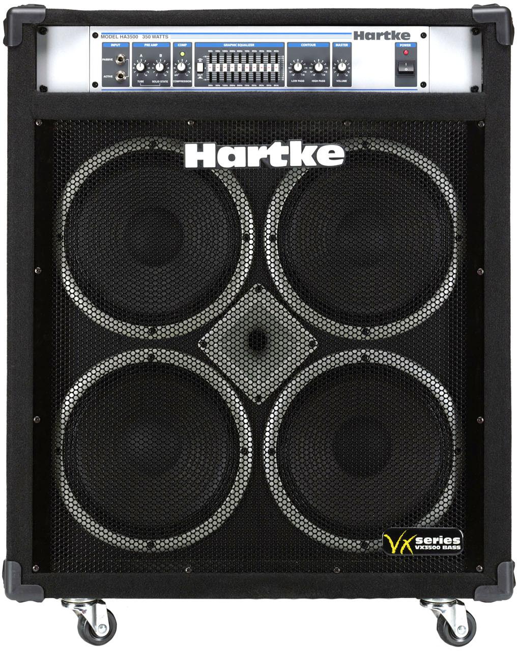 Hartke VX3500 basversterker