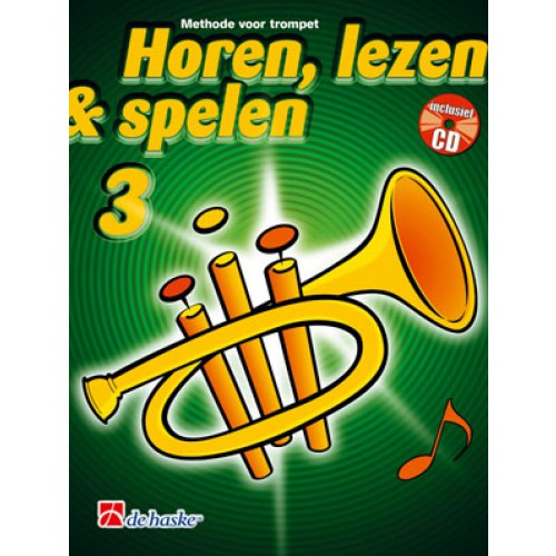 Horen Lezen spelen deel 3 trompet