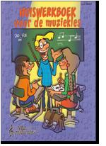 Huiswerkboek voor de muziekles