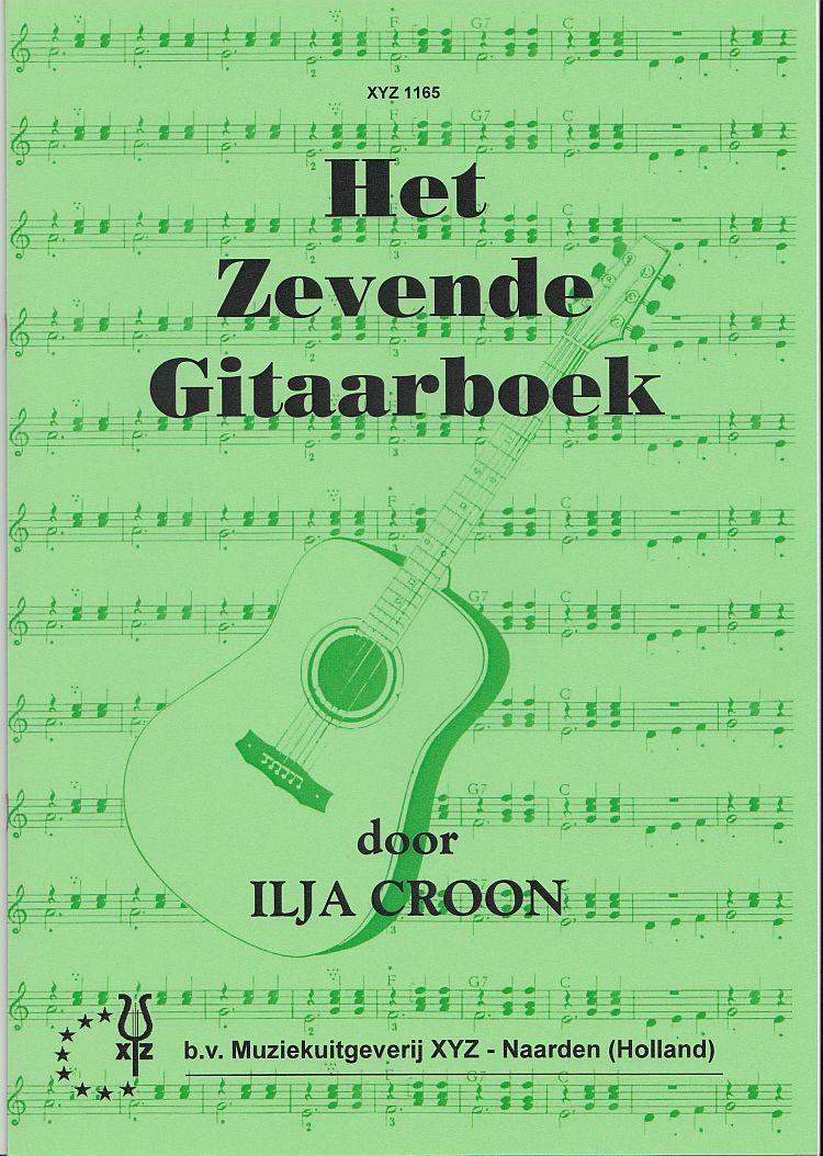 Het Zevende Gitaarboek - Ilja Croon