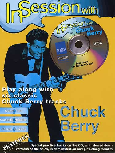 InSession with Chuck Berry +cd