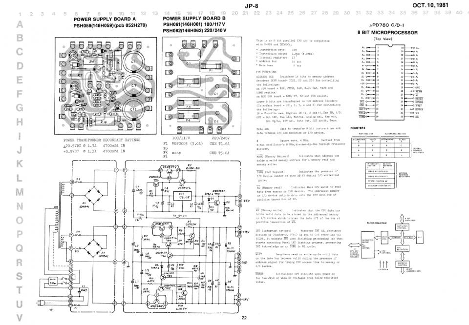Roland JV8 Service Manual